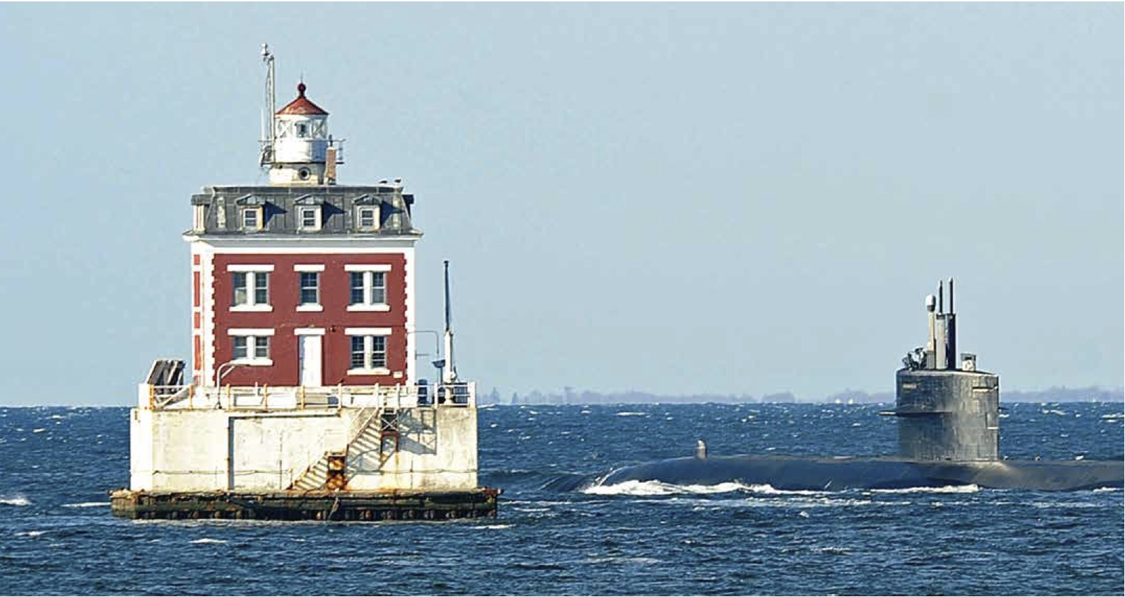 Thomas point shoal light mare online for Disegni casa faro