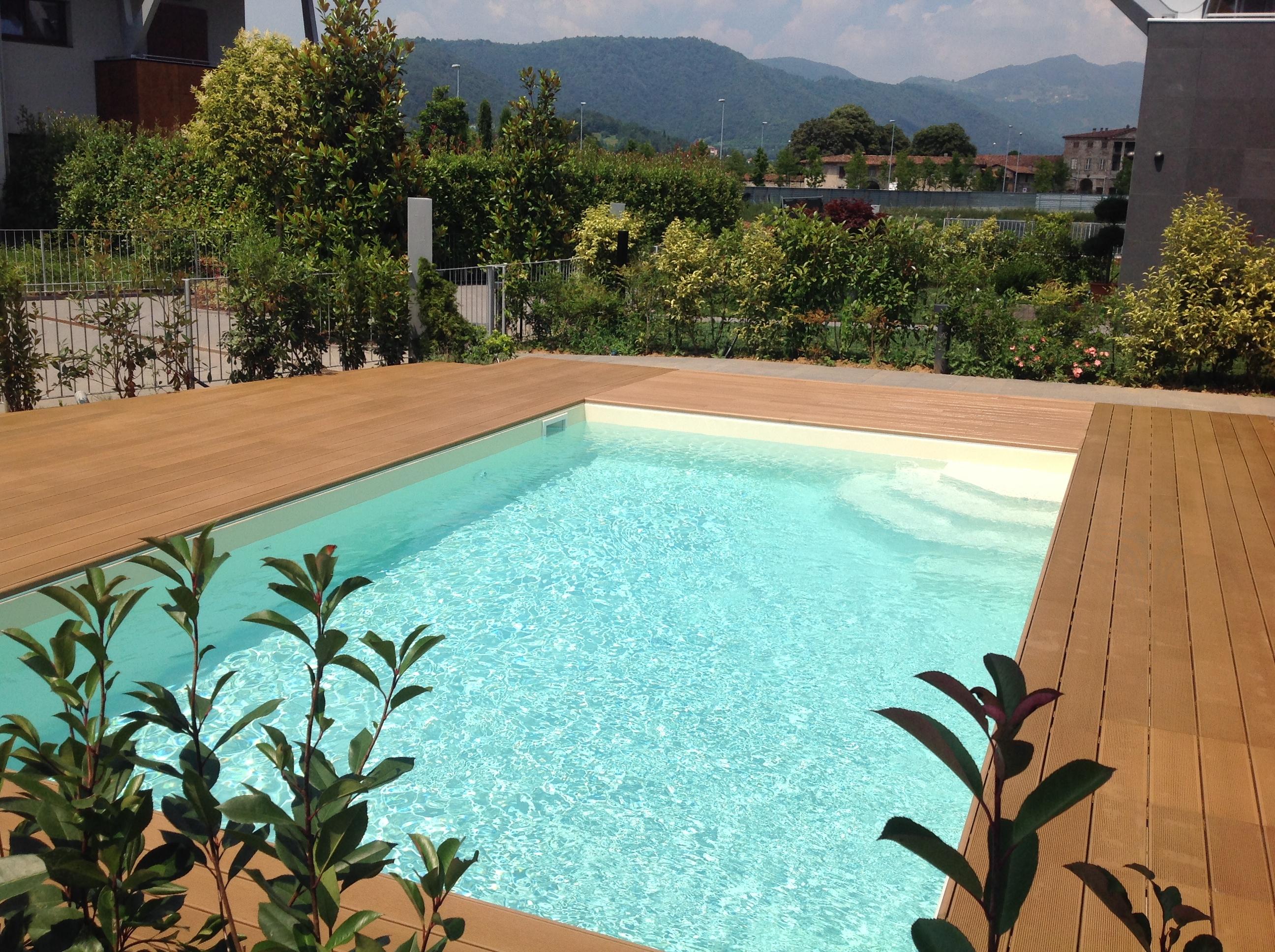 Casa Al Mare Con Piscina Fatela Costruire In Giardino In Terrazza Mare Online